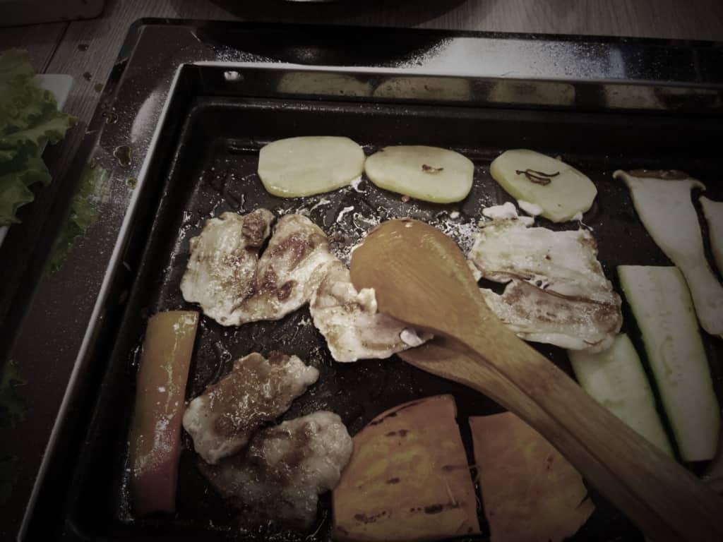 korean grill Firenze
