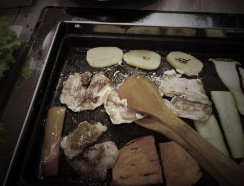 Korean Grill temporaneamente sospeso a causa di Covid